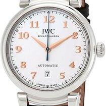 IWC Da Vinci Automatic neu 2019 Automatik Uhr mit Original-Box und Original-Papieren IW356601