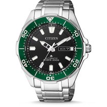 Citizen Promaster Marine NY0071-81EE New Titanium 43mm Automatic UAE, Dubai
