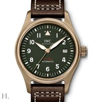 IWC Bronze Automatic Brown 39mm new Pilot