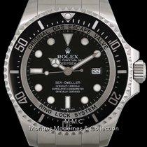 Rolex 116660 Zeljezo 2008 Sea-Dweller Deepsea 43mm rabljen