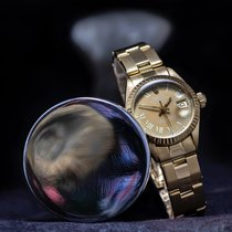 Rolex Lady-Datejust 6917 1975 tweedehands
