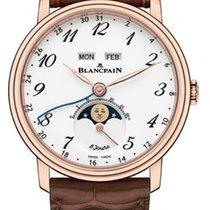 Blancpain Villeret Quantième Complet 6639A 3631 55A 2020 neu