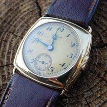Longines Longines 1930 14K Gold Tonneau Mens watch 1930 gebraucht