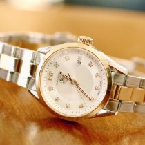 TAG Heuer Carrera Lady Steel Mother of pearl