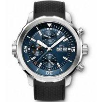 IWC Aquatimer Chronograph Acciaio 44mm Blu Italia, Torino
