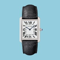 Cartier WSTA0028 Steel Tank Solo 34,8mm