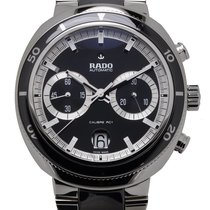 Rado D-Star 200 Ceramic 43mm Black