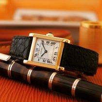 Cartier Tank (submodel) Oro amarillo