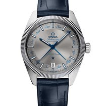 Omega new Automatic Display back Luminous hands Chronometer Luminous indices 41mm Steel Sapphire crystal