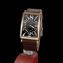 Franck Muller Long Island Crazy Hours Rose Gold Automatic