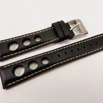 Leather Watch Strap Vintage 20 mm