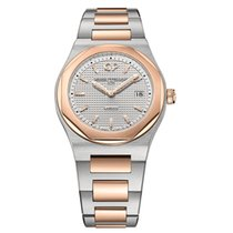 Girard Perregaux 80189-56-132-56a Gold/Steel Laureato 34mm new