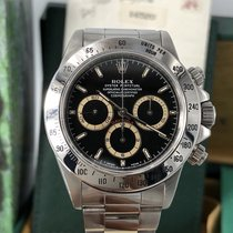 Rolex Daytona 16520 Zenith W Serial Patrizzi FULL SET Box &...