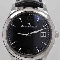 Jaeger-LeCoultre Master Control Automatic Date Black Dial...