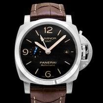 Panerai Luminor 1950 3 Days GMT Automatic 44mm Black United States of America, California, San Mateo
