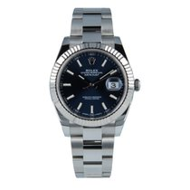 Rolex Datejust II 126334  41mm Blue Dial