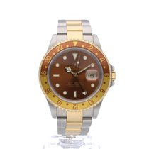 Rolex GMT-Master II Tiger Eye LIKE NEW from 2001 complete with...