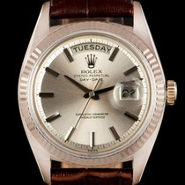 Rolex 1803 White gold 1963 Day-Date 36 36mm pre-owned United Kingdom, London