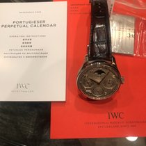 IWC ポルトギーゼ パーペチュアル カレンダー パラジウム 日本, Tokyo