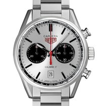 TAG Heuer Steel Automatic Carrera new United Kingdom, Wilmslow Cheshire