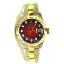 Rolex Lady-Datejust 26mm Rouge