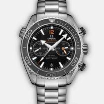 Omega 232.30.46.51.01.003 Acier Seamaster Planet Ocean Chronograph nouveau
