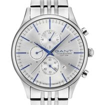 Gant Steel Quartz GT030002 new