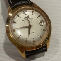 Ernest Borel Gold/Steel 35mm pre-owned Singapore, Singapore