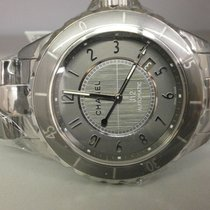 Chanel pre-owned Automatic 38mm Grey 20 ATM