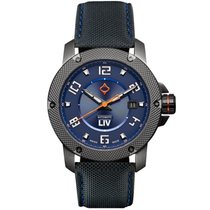 Liv Watches Zeljezo 42mm Automatika 1140.42.22.CN610 nov