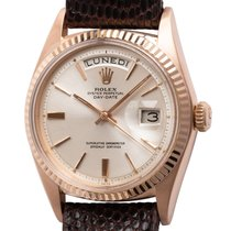 Rolex 1803 Rose gold 1965 Day-Date 36 36mm pre-owned