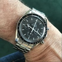 Omega Speedmaster Professional Moonwatch Acero 47mm Negro