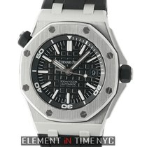 Audemars Piguet Royal Oak Offshore Diver 15703ST.OO.A002CA.01 pre-owned