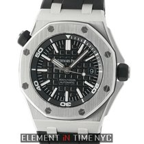 Audemars Piguet Royal Oak Offshore Diver Acier 42mm Noir