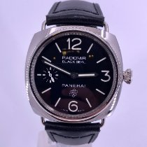 Panerai Radiomir Black Seal Steel 45mm Black Arabic numerals United States of America, California, Beverly Hills