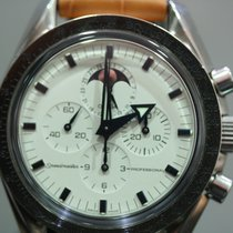 Omega Speedmaster Professional Moonwatch Moonphase Aço Branco Portugal, Lisboa