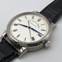 A. Lange & Söhne Richard Lange White gold 40.5mm White Roman numerals United States of America, California, Newport Beach