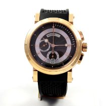 Breguet Marine Rose gold 42mm Black Roman numerals United States of America, California, beverly hills