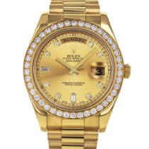 Rolex Day-Date II 218348 2008 pre-owned