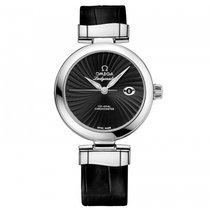 Omega De Ville Ladymatic new Automatic Watch with original box and original papers 425.33.34.20.01.001