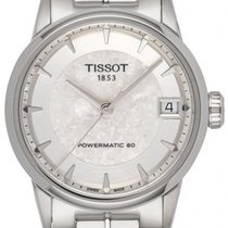 Tissot Luxury Automatic Zeljezo 33mm Srebro