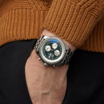 Breitling Bentley GT Stahl 43mm