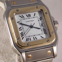 Cartier 29mm Automatic Santos (submodel) pre-owned