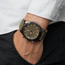IWC Pilot Chronograph Top Gun Miramar IW388002 2010 rabljen