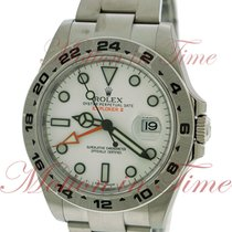 Rolex 216570 w Steel Explorer II 42mm pre-owned United States of America, New York, New York