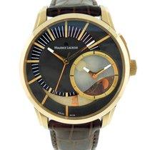 Maurice Lacroix Pontos Décentrique GMT PT6118-PG101-731 gebraucht