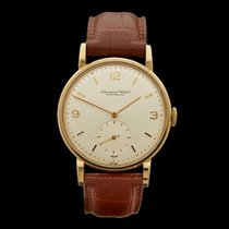 IWC Vintage 18k Yellow Gold Gents - COM609