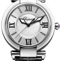 Chopard Imperiale Stahl 40mm Silber