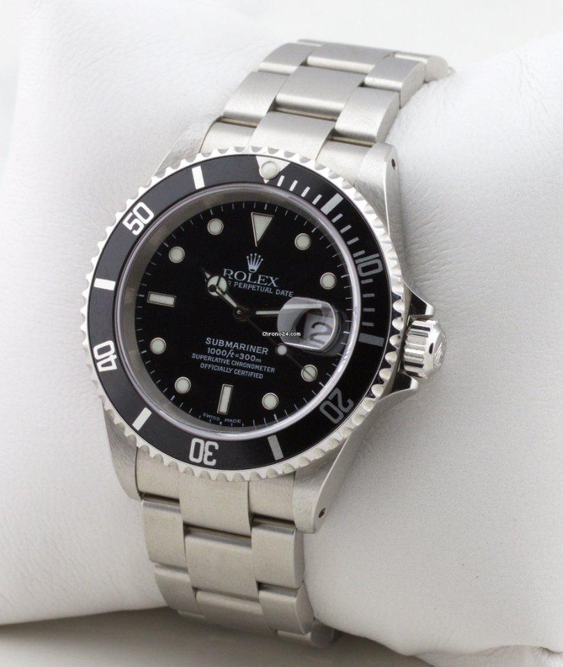 Dating Rolex Submariner