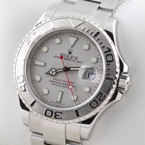 Rolex OYSTER PERPETUAL YACHTMASTER  EDELSTAHL  PLATIN